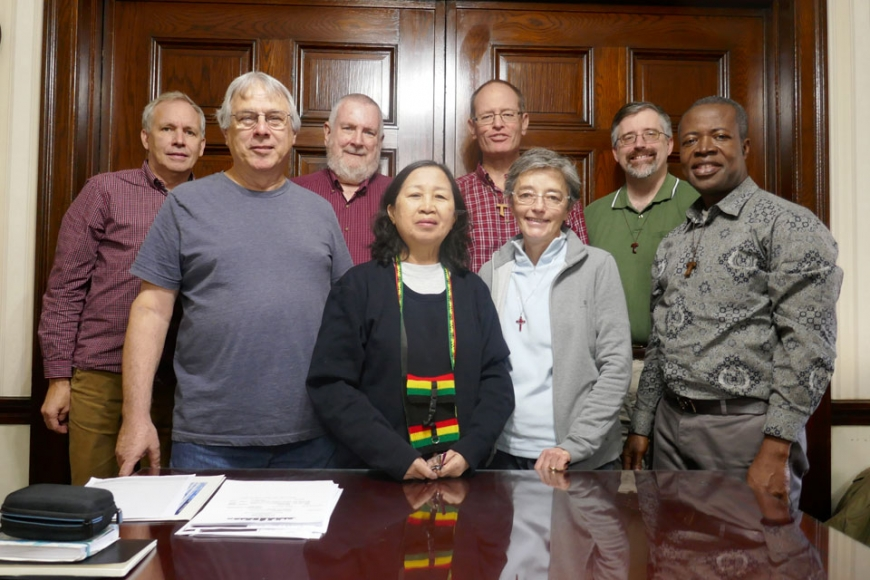 USA: Treffen von Franciscans International in New York