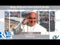 Pope Francis in Genoa - Meeting with the World of Labour