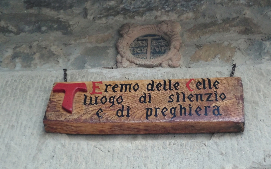 Le Celle di Cortona: a place of prayer and fraternal joy