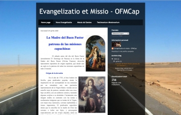 New Blog of the Secretariat for the Missions