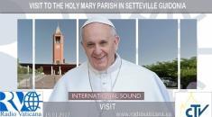 Pastoral visit to the Parish of Santa Maria a Setteville