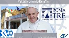 Visit to the University Roma Tre